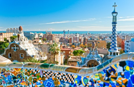 """TRAVEL EXPERIENCE:""""Barcellona"""""""