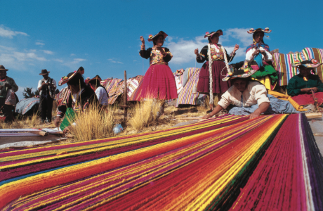 TRAVEL EXPERIENCE: Peru'