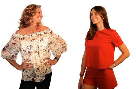 TALE MADRE TALE FIGLIA: Arianna & Roberta