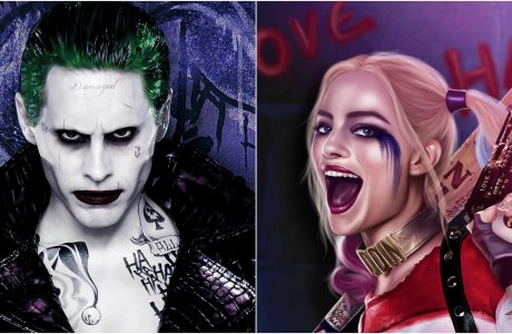 "STARTED FROM THE BOTTOM : ""Margot Robbie & Jared Leto """