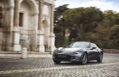 "TOP SPEED: ""Mazda MX-5 RF"""