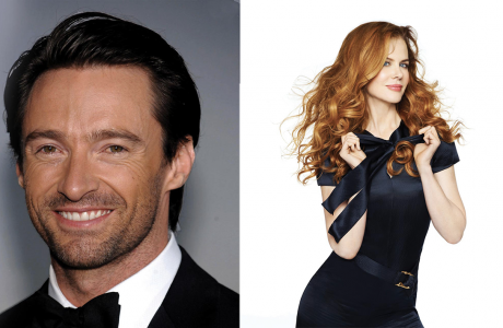 "STARTED FROM THE BOTTOM:""Nicole Kidman & Hugh Jackman"""