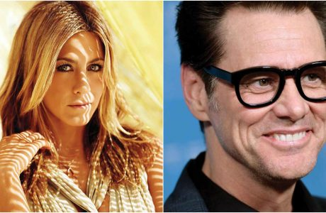"""STARTED FROM THE BOTTOM: """"Jennifer Aniston & Jim Carrey"""""""