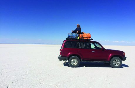 "TRAVEL EXPERIENCE: ""Bolivia"""
