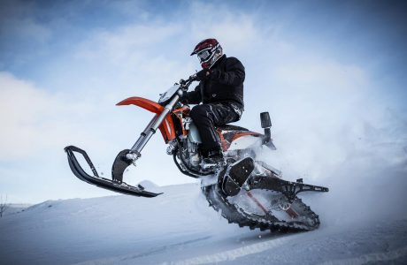 "ADRENALINA: ""Snow Mobile"""