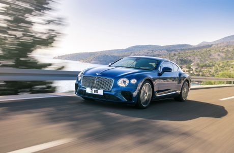 "TOP SPEED: ""Continental GT"""