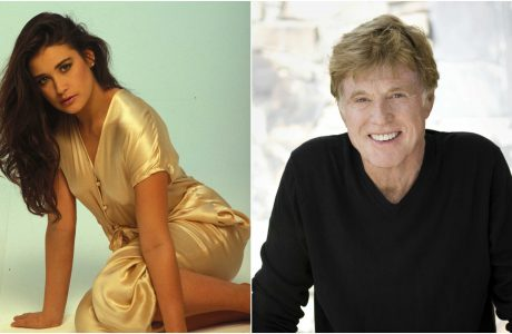 "STARTED FROM THE BOTTOM: ""Demi Moore & Robert Redford"""
